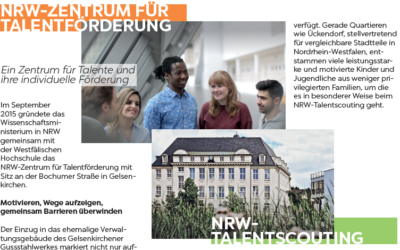 Talentscouting in NRW