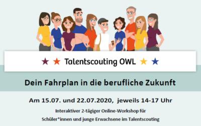 """Online-Workshop: """"Dein Fahrplan in die berufliche Zukunft"""""""