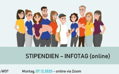 Online-Stipendien-Infotag am 07.12.2020