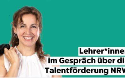 """Lehrer*innen im Gespräch: """"Jeder hat Talent"""""""